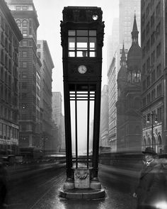 1912 Traffic Tower