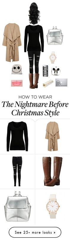 """""""J K"""" by queen-kaitlyn on Polyvore featuring Miss Selfridge, French Connection, Bandolino, Kin by John Lewis, CellPowerCases, PhunkeeTree and MICHAEL Michael Kors"""