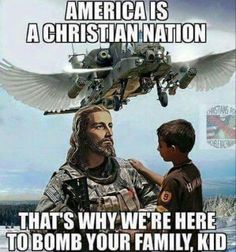 Being a christian nation
