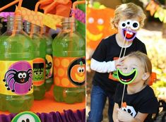 fun kids' halloween party ideas
