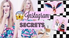 HOW TO have a BOMB Instagram! My Secrets, Hacks, Tips etc. | Anna Jane ...
