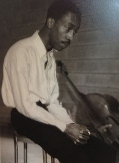 """When Paul Brusger asked the legendary drummer Louis Hayes about his Rhythm Section Partner, sam Jones, Louis responded, """"dependable."""""""