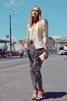 cool harlem pants fashion blog
