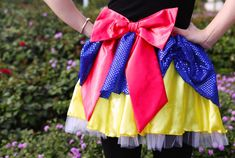 Once Upon A Time Princess Running Skirt by DottieForRunning