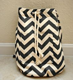 Sew an Easy Backpack – Free Sewing Tutorial – PatternPile.com...