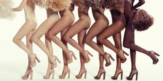 Christian Louboutin Debuts High Heel Sandals for a Range of Skin Tones - HarpersBAZAAR.com
