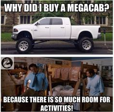 Megacab all the way lol