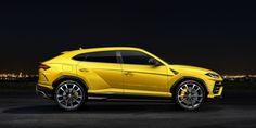 2019 Lamborghini Urus: This Is the World's Fastest SUV