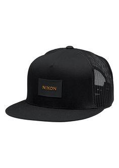 Nixon Team Trucker (Negro) 44fcf608d2a