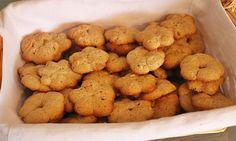 Biscoitos de mel - http://www.sobremesasdeportugal.pt/biscoitos-de-mel/