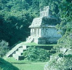 The ancient city of Palenque is both grand and mysterious