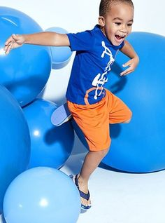 Leap into style | Kids' clothes | Boys' fashion | Activewear | The Children's Place