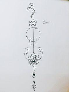 Back Tattoos, Arrow Tattoos, Mini Tattoos, Flower Tattoos, Body Art Tattoos, Small Tattoos, Cool Tattoos, Small Tattoo Designs, Tattoo Sleeve Designs