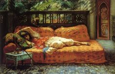 the art of the siesta .... do you indulge? - MY FRENCH COUNTRY HOME