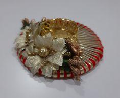 Diwali Diy, Diwali Craft, Diy Crafts For Gifts, Arts And Crafts, Gift For Raksha Bandhan, Handmade Decorative Items, Diy Diwali Decorations, Rakhi Design, Wedding Gifts
