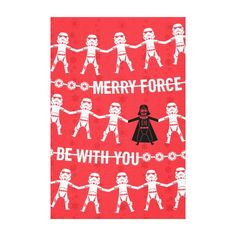 #promo Darth Vader & Stormtrooper Paper Doll String Canvas Print #star #wars #holiday #christmas #darth #CanvasPrint #affiliatelink #merrychristmassigns #merrychristmas #holidaysigns #christmasdecor Darth Vader Mask, Vader Helmet, Darth Vader Christmas, Empire Logo, Red Lightsaber, Merry Christmas Sign, Christmas Star, Star Wars Merchandise, Thing 1