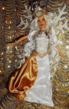 Chione-Greek-Goddess-of-Snow-Khione-Barbie-doll-OOAK-winter-beauty