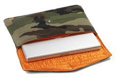 Rudeboy laptop sleeve by Discrete Bags - lifestylerstore - http://www.lifestylerstore.com/rudeboy-laptop-sleeve-by-discrete-bags/