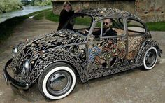 Weird car design! #Awesome Inventions