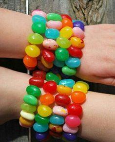 Jellybean bracelets