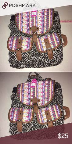NWT Candie's  Backpack great for back to school! NWT Candie's  Backpack great for back to school! Candie's Bags Backpacks