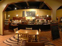 coffee shop!