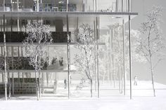 Gallery of Between Books and Trees / JAJA - 10