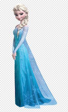 Disney Frozen Elsa, Elsa Frozen Anna The Snow Queen Olaf, Anna Frozen, disney Princess, cartoon, girl png | Klipartz