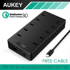 # Discounts Aukey AiPower & QC 3.0 Wall charger Black EU/US Plug 10 USB-Ports Wall charger For iphone Android with free Cable [2pRJWcIl] Black Friday Aukey AiPower & QC 3.0 Wall charger Black EU/US Plug 10 USB-Ports Wall charger For iphone Android with free Cable [pvKrWJt] Cyber Monday [Nmni35]