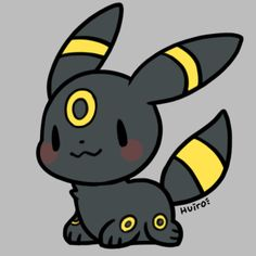 huiro — bean eye eevee family ~~