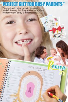Baby Memory Book for your precious little one