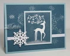 LW Designs: Dasher Through the Snow