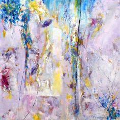 "Saatchi Art Artist Eddie Fordham; Painting, ""Sunlit Morning Recollected…"
