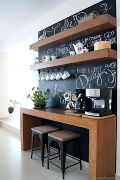 Free 40 Coffee Bar Ideas Coffee Bar Ideas For Office Furniture Inside Station 2 Cahober