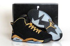 buy online b7b32 14002 jordan 6s gold and black Air Jordan Vi, Air Jordan Shoes, New Jordans Shoes