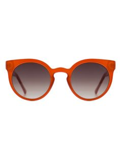 The Komono Lulu sunglasses have a slight upsweep at the edges. Classic and feminine sunglasses for women. Nail Piercing, Horn, Feminine, Sunglasses, Retro, Classic, Accessories, Style, Watch