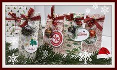 Stempel, Farben & Spaß: Schnelle Verpackung mit Geschenktüten