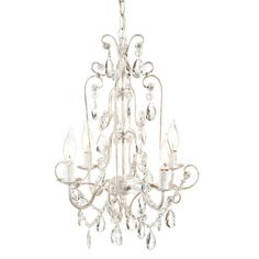 Found it at Wayfair - 4 Light Candle Chandelier