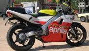 AF1 125 Sport Pro, 1992-1993