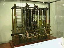 Analytical Engine was a proposed mechanical general-purpose computer designed by English mathematician Charles Babbage. It was first described in 1837.