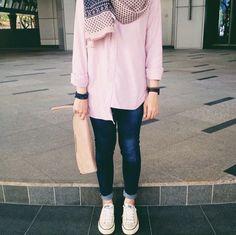 "<span class=""EmojiInput mj230"" title=""Black Heart Suit""></span> Muslimah fashion & hijab style"