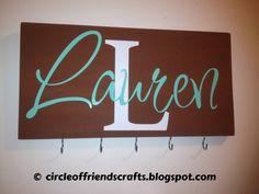 Jewelry Board Hanger