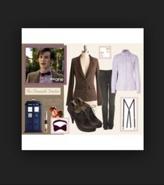Doctor Who: Eleventh Doctor.