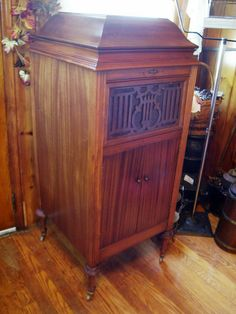 or this for $1,500.00.  Oh how I love Victrola's.