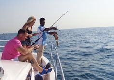 Deep Sea Fishing in Dubai is adventure sport; Rent a Fishing Boat in Dubai for Deep Sea Fishing. Hire boat from our ISO Certified Company for best deep sea fishing trip.