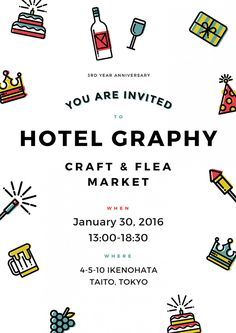 GRAPHY CRAFT & FLEA MARKET vol.2