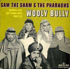 Wooly Bully - Sam The Sham & The Pharaohs (1965)
