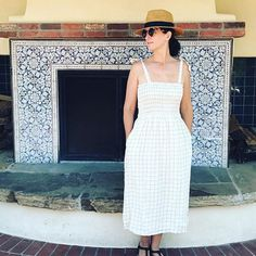 I could get used to the hacienda lifestyle.  The sun, the greenery, the Spanish tiles. ... Thank you @modernepress for introducing me to @shopmorninglavender Pretty sure my new hat and dress will be a repeat outfit this week.  Oh Southern California...I am 🏡. #dontmissthefog #travelersnotebook #instastory #acolorstory #summer #roadtrip #vacation #ranchosantafe #morninglavender #modernepress #thelife 📷 @cateeraisin #ranchosantafelocals #sandiegoconnection #sdlocals #rsflocals - posted by…