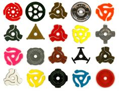 45 record adapters