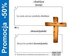chrétien - chrześcijański
